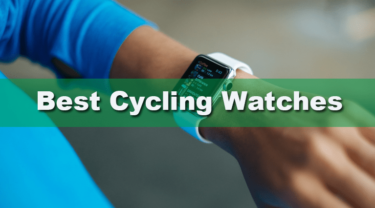 Best Cycling Watches Main Image