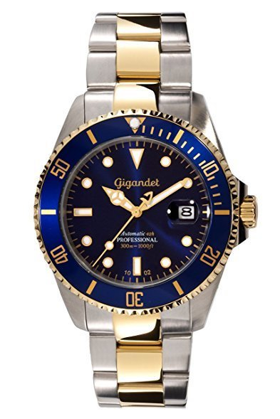 Gigandet Men's Automatic Diver Watch Review