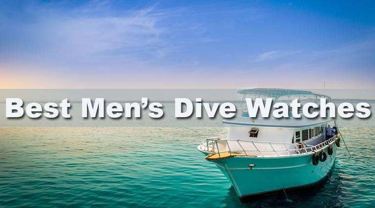 Mens dive watches