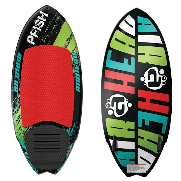 AIRHEAD Pfish Skim Style Wake Surf Board