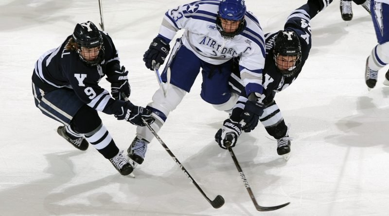 Ice Hockey Action Competition