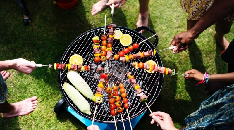 Innovative Ideas for an Outdoor BBQ Party This Summer   Our ... on ideas for backyard deck, ideas for backyard spa, ideas for backyard fire pit,