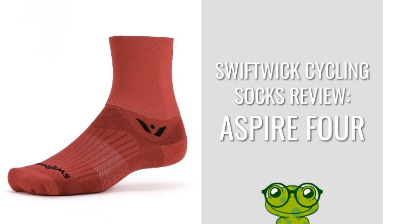 Swiftwick Cycling Socks Review: Aspire Four